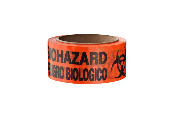 Biohazard Warning Tape